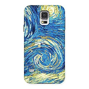 Special Modern Color Print Back Case Cover for Samsung Galaxy S5
