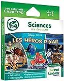 Leapfrog - 89027 -  Jeu Educatif Electronique - LeapPad / LeapPad 2 / Leapster Explorer - Les Héros Pixar...