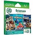 Leapfrog - 89027 -  Jeu Educatif Electronique - LeapPad / LeapPad 2 / Leapster Explorer - Les H�ros Pixar