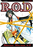 Read or Die, Vol. 2 (R.O.D.: Read or Die)