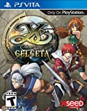 Ys: Memories of Celceta - PlayStation Vita
