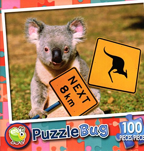 Puzzlebug 100 Piece Puzzle ~ Koala Patrol