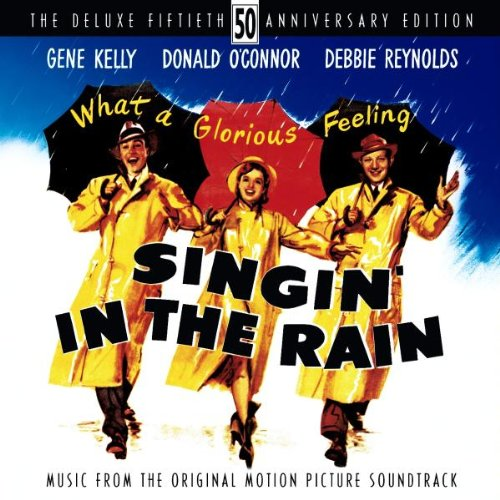 Singin' In The Rain (1952 Film Soundtrack) (Deluxe Edition) front-204851
