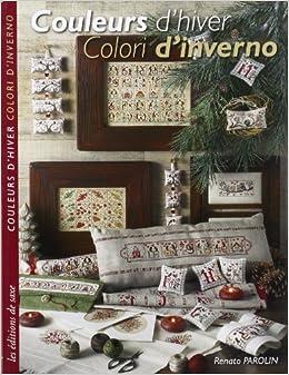 """couleurs d'hiver ; colori d'inverno"""": 9782756506067: Amazon.com"""
