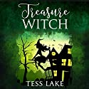 Treasure Witch: Torrent Witches, Book 2 Audiobook by Tess Lake Narrated by Natalie Duke