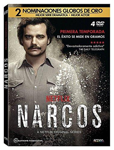 Narcos - Temporada 1 [DVD]