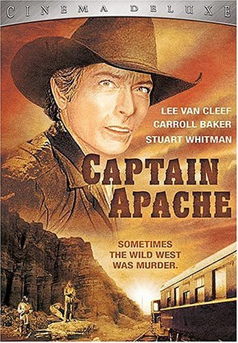 Крутой стрелок / Captain Apache (Александр Зингер / Alexander Singer) [1971, США, Вестерн, DVDRip]
