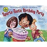 The No Biggie Bunch Sports-Tastic Birthday Party