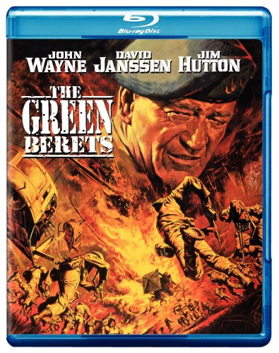 Green Berets, The / Зеленые береты (1968)