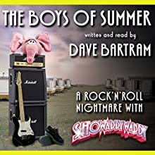 The Boys of Summer: A Rock 'n' Roll Nightmare Audiobook by Dave Bartram Narrated by Dave Bartram