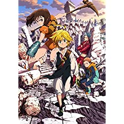 七つの大罪 1(完全生産限定版) [Blu-ray]