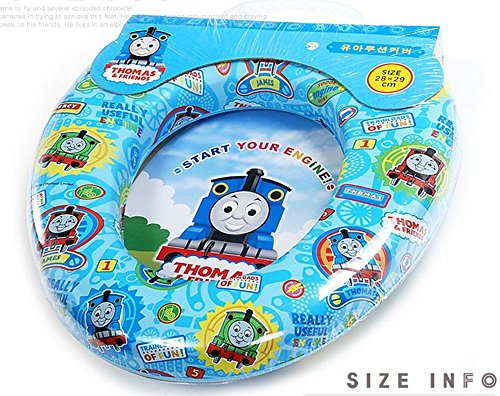 Thomas Potty Soft Seat Children Toilet Seat Cover - 1