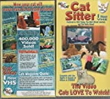 Cat Sitter Video (VHS) - Volume 2 - The Video Your Cats Love to Watch