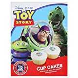 Disney Pixar Toy Story Cup Cakes (181g) - Pack of 2