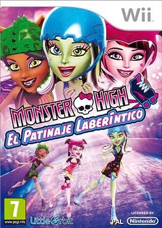 Monster High Skultimate Roller Maze