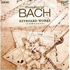 Johann Sebastian Bach: Sämtliche Klavierwerke / Cembalowerke / Complete Keyboard Works