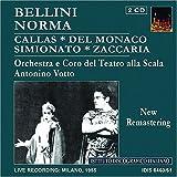 echange, troc Bellini, Callas, Di Stefano, Simionato, Votto - Norma