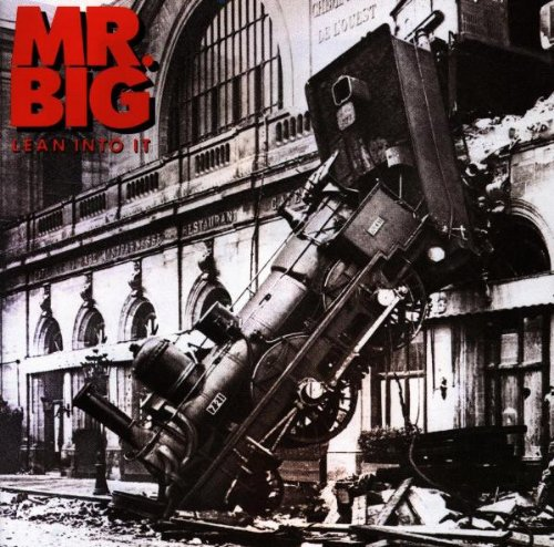 Original album cover of Lean Into It by Mr. Big