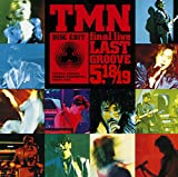 TMN final live LAST GROOVE 5.18・5.19