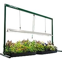 Hydrofarm Jump Start JSV4 4' T5 Grow Light System (Stand, Fixture, & Tube)