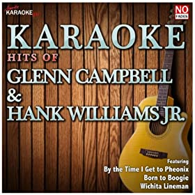 It's Only Make Believe (In the Style of Glenn Campbell) [Karaoke Version]