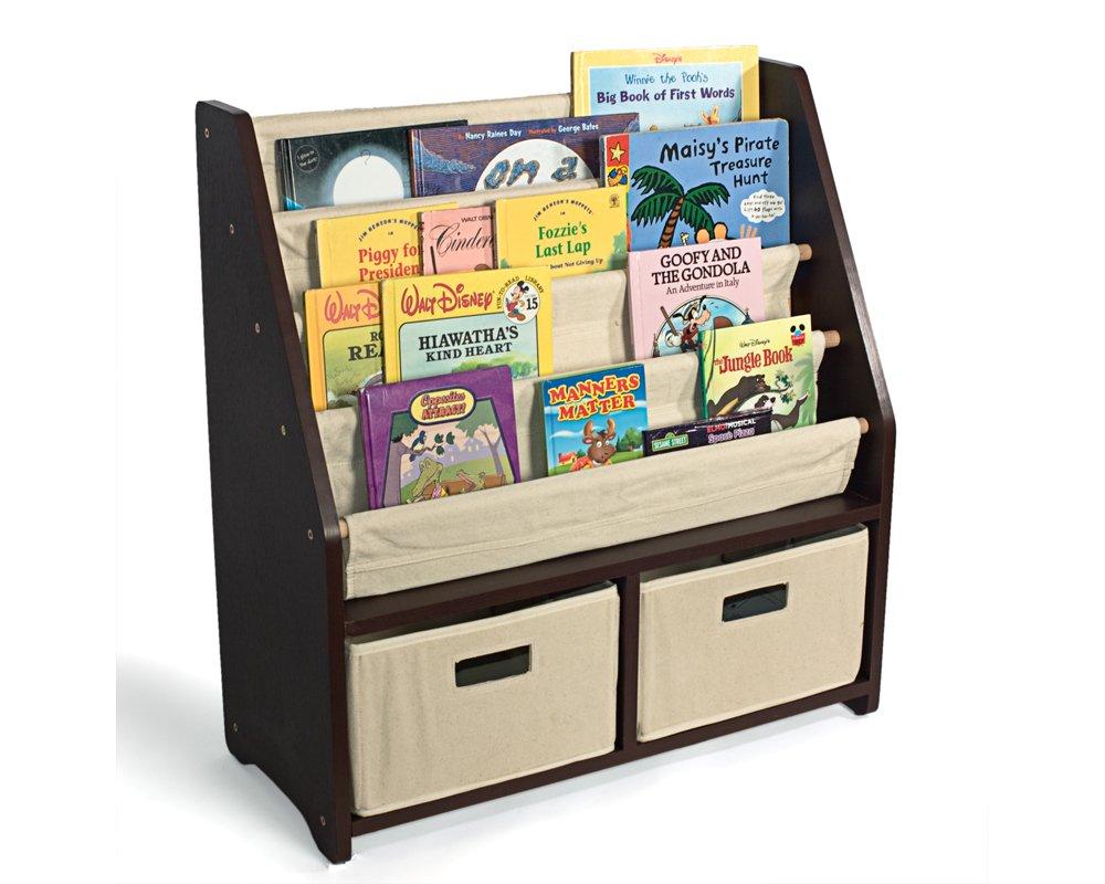 wonkawoo Little Bücherwurm Sling Bücherregal günstig online kaufen