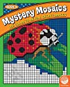 Mystery Mosaics Coloring Book 4