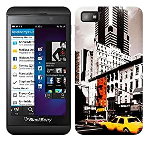 TrilMilPrinted Designer Mobile Case Back Cover For BlackBerry Z10