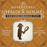 img - for The Five Orange Pips - Lego - The Adventures of Sherlock Holmes book / textbook / text book