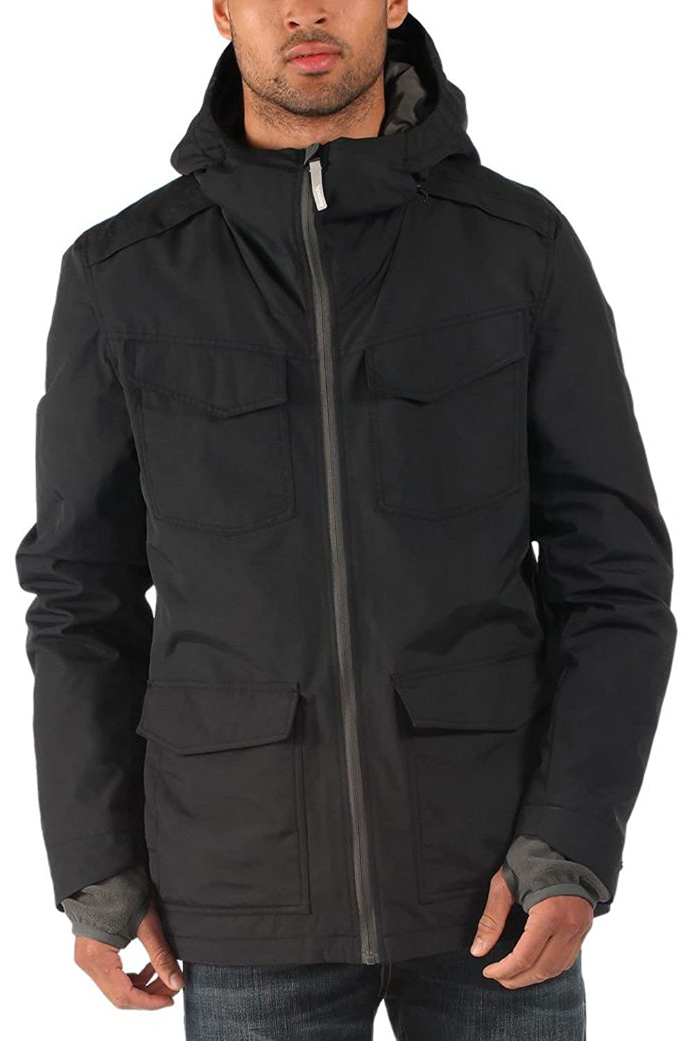 Bench Takeoff Point Jacke Jet Black günstig kaufen