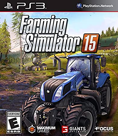 Farming Simulator 15 - PlayStation 3