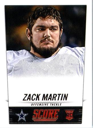 NFL Jersey's Pro Line Women's Dallas Cowboys Zack Martin Team Color Jersey