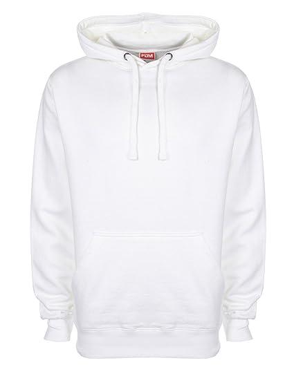 # JAKO capuche veste équipe Messieurs Blanc Capuche Sweatshirt Hoodie