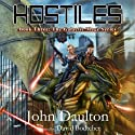Hostiles: The Galactic Mage Series, Book 3 Audiobook by John Daulton Narrated by David Bodtcher
