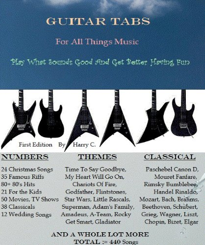 Guitar Tabs For All Things Music