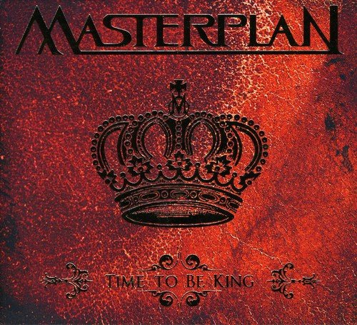 CD : Masterplan - Time To Be King (CD)