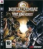 echange, troc Mortal Kombat vs Dc Universe