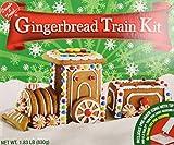 Create A Treat Create-a-Treat Gingerbread Ginger Bread Train Kit