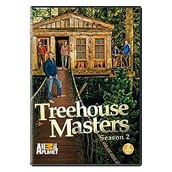 Treehouse Masters: Season 2