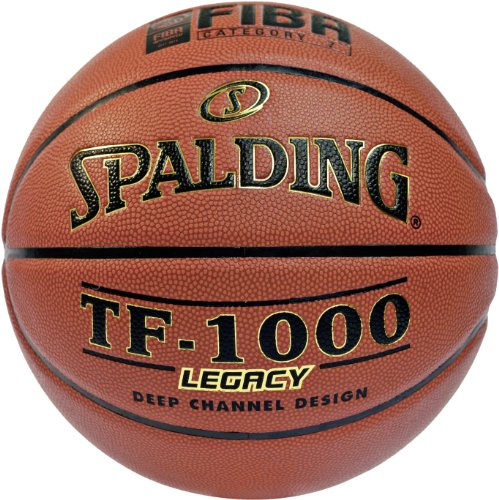 Spalding Ball Tf1000 Legacy 74-485z, nocolor, 5, 3001504010015