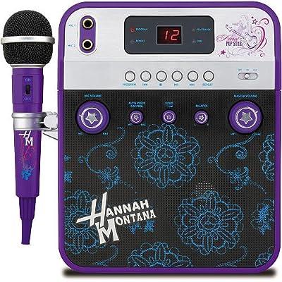 Disney Hannah Montana CD+G Karaoke - HM900K