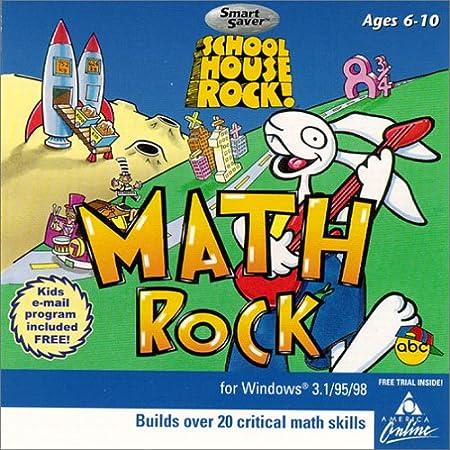 Schoolhouse Rock: Math Rock! (Jewel Case)