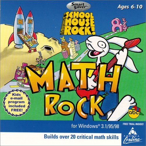 Schoolhouse Rock: Math Rock! (Jewel Case) (Schoolhouse Rock Numbers compare prices)