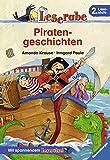 Leserabe - Schulausgabe in Broschur: Piratengeschichten