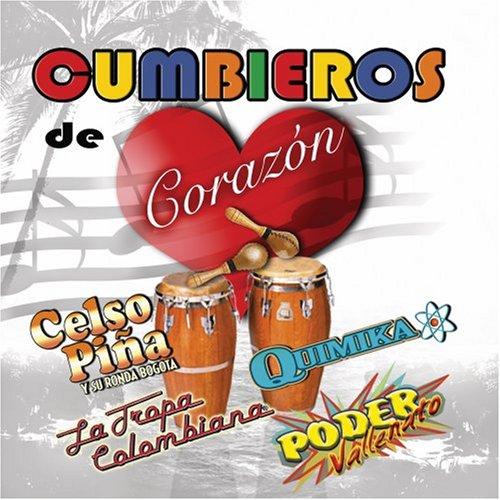 Various Artists - Cumbieros de Corazon - Zortam Music