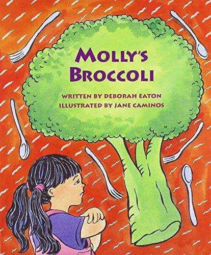 Ready Readers, Stage 4, Book 29, Molly's Broccoli, Single Copy (Celebration Press Ready Readers)