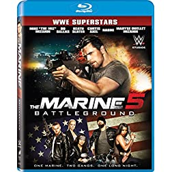 The Marine 5: Battleground [Blu-ray]