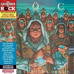 Fire of Unknown Origin - Paper Sleeve - CD Deluxe Vinyl Replica