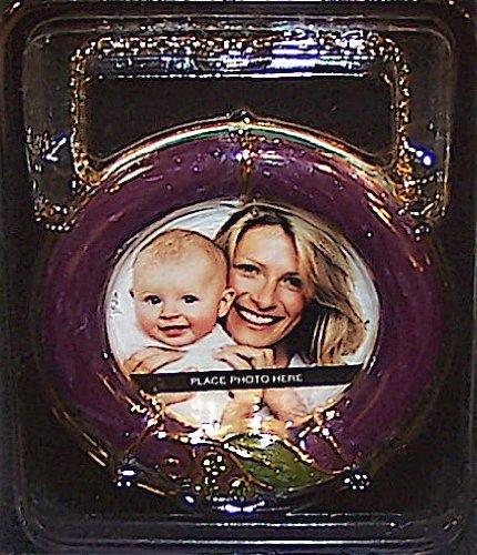 Hallmark Family Tree Love Remains Photo Holder Ornament QEP1384