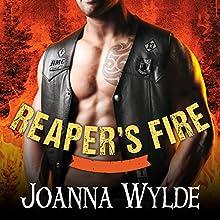 Reaper's Fire: Reaper's MC Series, Book 6 Audiobook by Joanna Wylde Narrated by Sean Crisden, Tatiana Sokolov